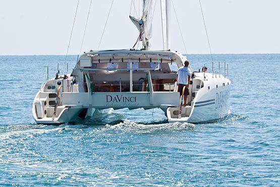39ft Sailing & Racing Catamaran - epic charters