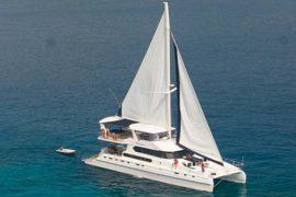 Luxury Sailing & Motor Catamaran