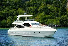 Pros & cons of Sailing vs. Motor boat charters in Phuket