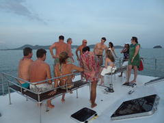 Our Customer Boat Charters in Phuket
