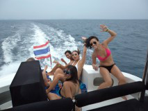 Motor and Sailing charter feedback from clients