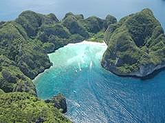 Phi Phi Islands Yacht Charter