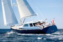 Luxury Sailing and Motor Yacht