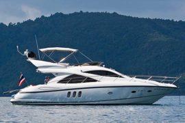 Sunseeker Motor Yacht