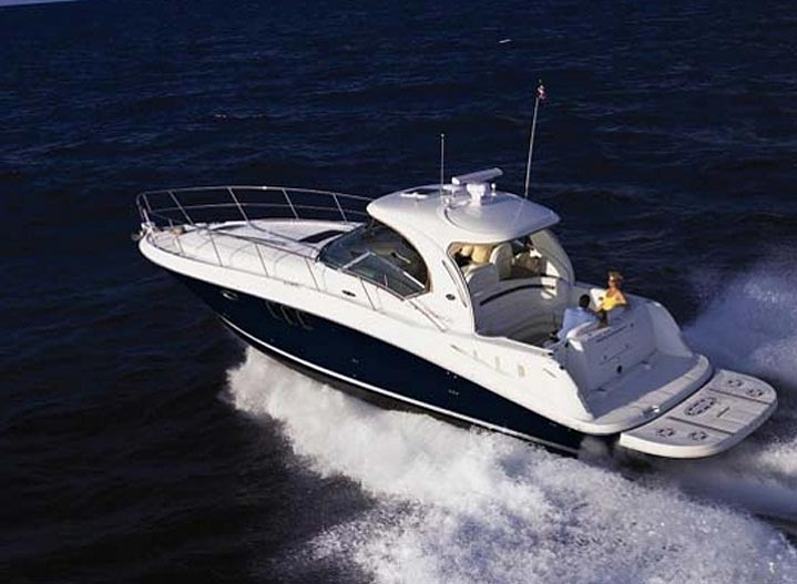 40ft Luxury Power Boat Epic Charters