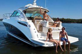 Luxury Power Boat