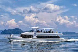76 ft Luxury Power Boat Gallery